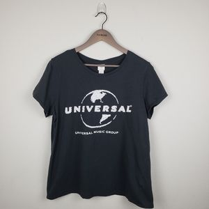 H&M Jersey T Shirt with Universal Music Mo…
